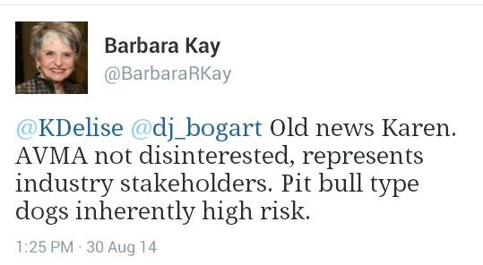 Barbara Kay response to Deliese